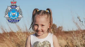 Australian Authorities Offer A$1 Million Reward for Missing 4-Year-Old Cleo Smith