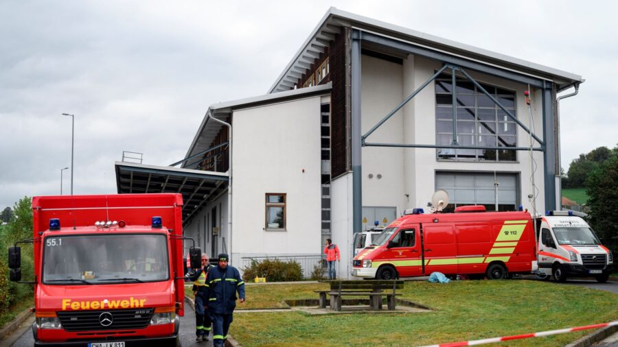 German Girl Found Alive After Being Lost in Forest