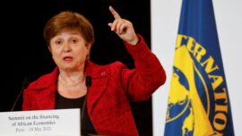 IMF Board Had 'Full Confidence' in Georgieva After Investigation Into China Data-Rigging Claims