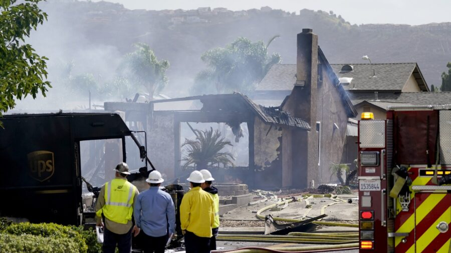 Pilot Told to Climb Before Plane Crash in San Diego Suburb