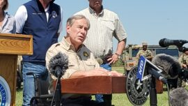 10 Governors Hold Press Conference in Texas on Border Crisis