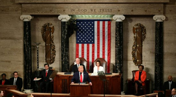 Reactions to State of the Union Reflect Deepening Partisan Divide