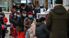 The Closing of 21 Million Cell Phone Accounts in China May Suggest a High CCP Virus Death Toll