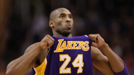 Kobe Bryant Posthumously Inducted Into Hall of Fame