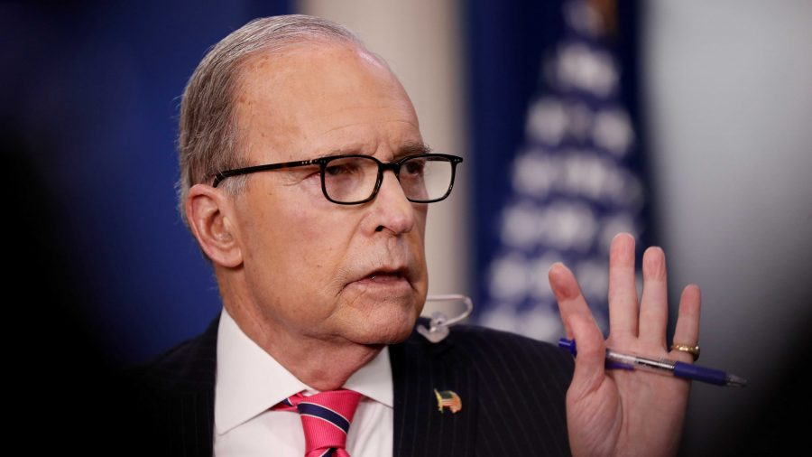 Kudlow Says Republicans, Democrats in a 'Stalemate'