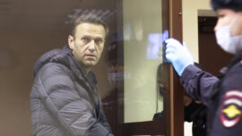 US Imposes Sanctions on Russia Over Navalny Poisoning