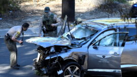 'Black Box' in Woods SUV Could Yield Clues to Cause of Wreck