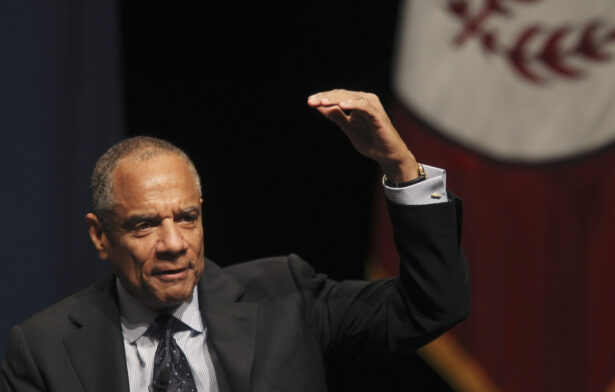 Then American Express Chairman and CEO Kenneth Chenault
