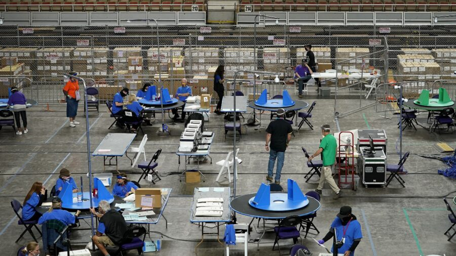 Arizona Audit: Hand Recount Expected to End This Week