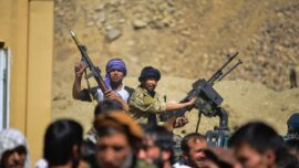 Afghan Resistance Says Taliban Claims of Victory in Panjshir Valley Are 'False'
